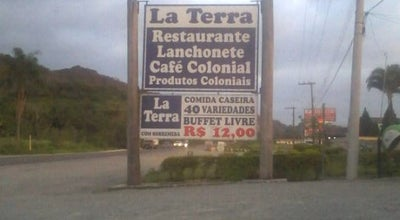 Photo of Breakfast Spot La Terra Café Colonial at Rod. Br-470, 3931, Gaspar, Brazil