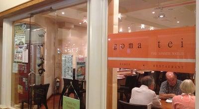 Photo of Japanese Restaurant Goma Tei at 1200 Ala Moana Blvd # 429, Honolulu, HI 96814, United States
