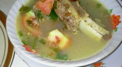Photo of Indonesian Restaurant Warung Makan Barokah Wiradesa at Jl. Raya 4 Wiradesa Pekalongan, Wiradesa, Indonesia