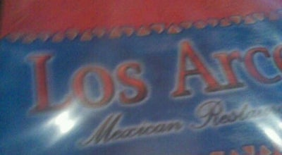Photo of Mexican Restaurant Los Arcos at 1021 S Cannon Blvd, Kannapolis, NC 28083, United States
