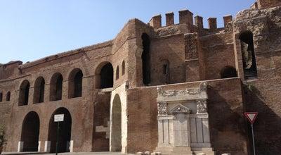 Photo of Monument / Landmark Porta Pinciana at Via Vittorio Veneto, Roma 00187, Italy