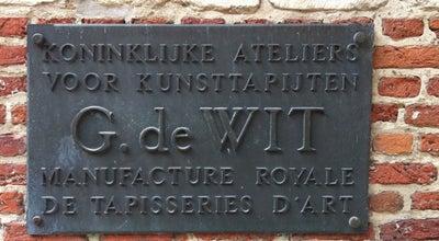 Photo of Art Museum De Wit Koninklijke Manufactuur van wandtapijten at Schoutestraat 7, Mechelen 2800, Belgium
