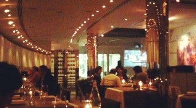 Photo of Restaurant table 9 by Nick and Scott at Hilton Dubai Creek, Dubai 33398, United Arab Emirates