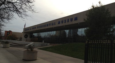 Photo of Museum Gerald Ford Museum at 303 Pearl St Nw, Grand Rapids, MI 49504, United States