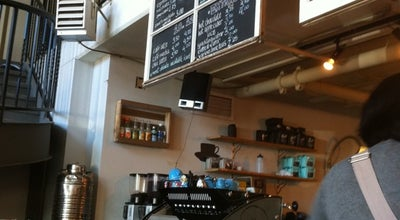 Photo of Coffee Shop Two If By Sea Café at 66 Ochterloney St., Dartmouth, NS B2Y 1C2, Canada