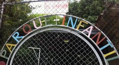 Photo of Playground Parque Infantil El Bambú at 5ta. Transversal Altamira, Caracas, Venezuela