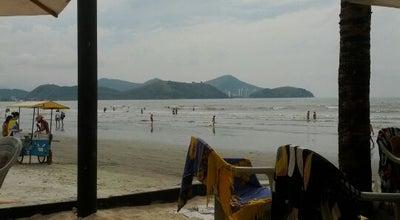 Photo of Beach Rock Bar - Praia do Indaia at Brazil