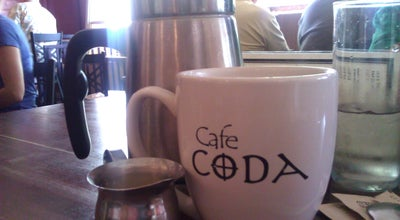Photo of Breakfast Spot Cafe Coda at 265 Humboldt Ave, Chico, CA 95928, United States