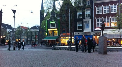 Photo of Plaza Spui at Spui, Amsterdam, Netherlands