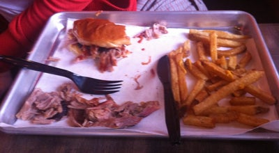 Photo of BBQ Joint Hickory Pit Bar-B-Que at 3102 W. Il 120, McHenry, IL 60050, United States