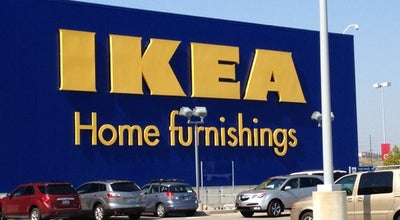 Photo of Furniture / Home Store IKEA at 9500 Ikea Way, West Chester, OH 45069, United States