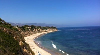 Photo of Beach Point Dume State Beach at 7401 S Birdview Ave, Malibu, CA 90265, United States