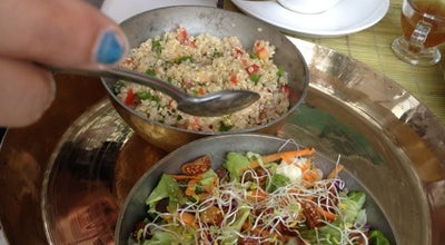 Photo of Vegetarian / Vegan Restaurant The Yoga House at Opp. St Andrews Church, Mumbai 400050, India