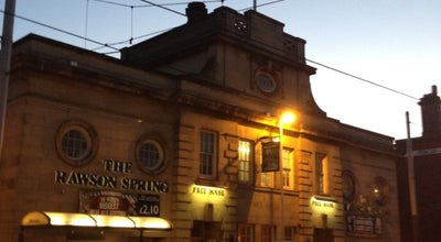 Photo of Pub The Rawson Spring (Wetherspoon) at Langsett Rd, Sheffield S6 2LN, United Kingdom