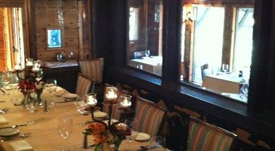 Photo of New American Restaurant Rainbow Lodge at 2011 Ella Blvd, Houston, TX 77008, United States