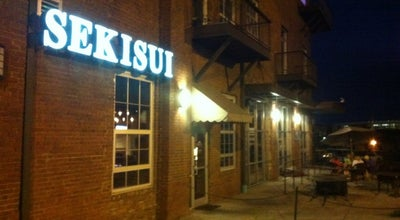 Photo of Sushi Restaurant Sekisui at 1120 Houston St, Chattanooga, TN 37402, United States
