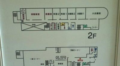 Photo of Library 箕面市立西南図書館 at 半町4-6-39, 箕面市, Japan