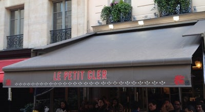 Photo of French Restaurant Le Petit Cler at 29 Rue Cler, Paris 75007, France