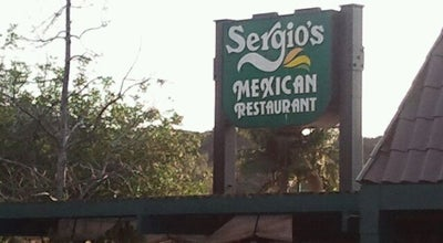 Photo of Taco Place Sergio's Mexican Restaurant at 1105 E Route 66, Glendora, CA 91740, United States
