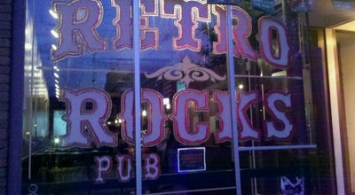 Photo of Bar Retro Rocks at 110 S Hamilton St, Saginaw, MI 48602, United States