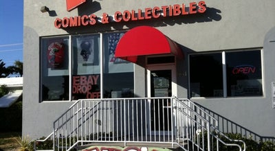 Photo of Bookstore Zaldiva Comics & Collectibles at 331 E Commercial Blvd, Oakland Park, FL 33334, United States