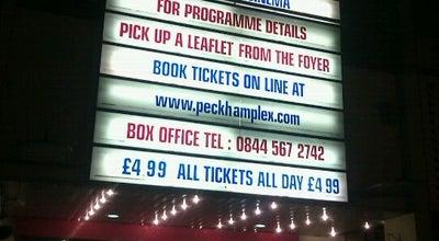 Photo of Indie Movie Theater Peckhamplex at 95a Rye Ln, Peckham SE15 4ST, United Kingdom