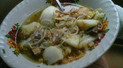 Photo of Soup Place Soto Ayam at Jl. Ikan Ekor Kuning, Bandar Lampung, Indonesia