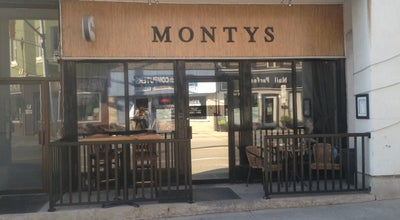 Photo of Tapas Restaurant Montys Tapas Wine Bar at 19 Queen St E, Cambridge, ON N3C 2A7, Canada