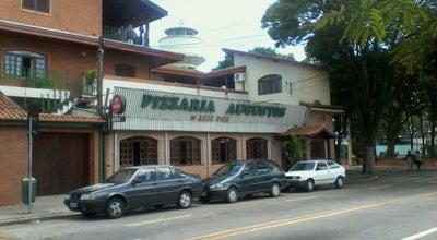 Photo of Pizza Place Augusto's at Av. Brasil, 622, São José dos Campos, Brazil