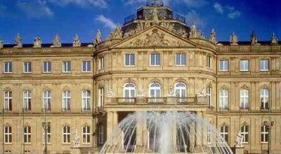 Photo of Palace Neues Schloss at Schlossplatz, Stuttgart 70173, Germany