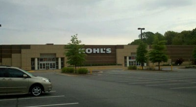 Photo of Department Store Kohl's at 5793 Burke Centre Pkwy, Burke, VA 22015, United States