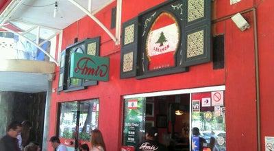 Photo of Middle Eastern Restaurant Amir at Rua Ronald De Carvalho, 55 / Loja C, Rio de Janeiro 22021-020, Brazil