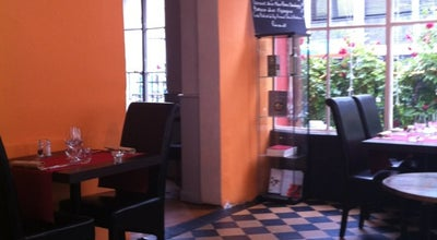 Photo of French Restaurant La Maison Rouge at Rue Des Noirettes 17, Carouge 1227, Switzerland