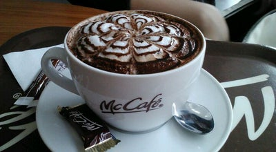 Photo of Coffee Shop McCafé at Mcdonald's, București, Romania