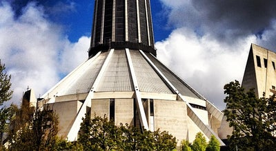 Photo of Church Metropolitan Cathedral of Christ the King at Cathedral House, Mount Pleasant, Liverpool L3 5TQ, United Kingdom