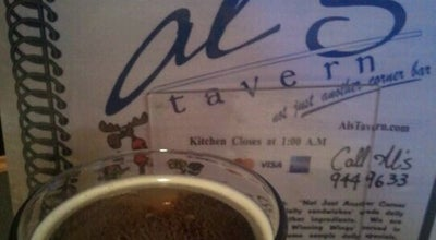 Photo of Dive Bar Al's Tavern at 2831 8th Ave, Altoona, PA 16602, United States