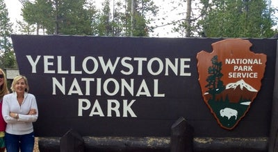 Photo of National Park Yellowstone National Park (West Entrance) at 436 W Entrance Rd., West Yellowstone, WY 59758, United States