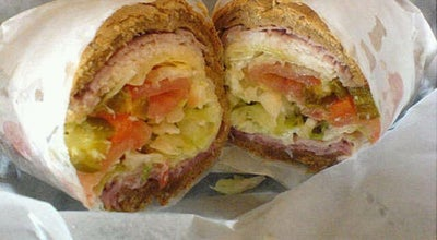 Photo of Sandwich Place Potbelly Sandwich Shop at 55 Monument Circle, Indianapolis, IN 46204, United States