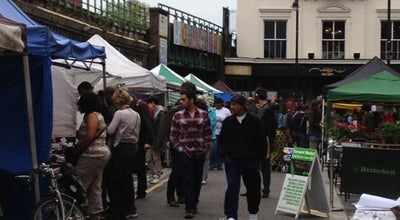 Photo of Farmers Market Brixton Farmers' Market at Brixton Station Rd., Brixton SW9 8PA, United Kingdom