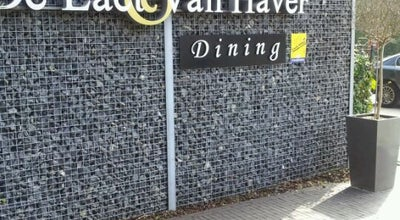 Photo of French Restaurant De Laet & Van Haver Dining at Kapelstraat 102, Hove 2540, Belgium