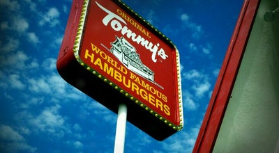 Photo of Burger Joint Original Tommy's Hamburgers at 1310 N San Fernando Blvd, Burbank, CA 91504, United States