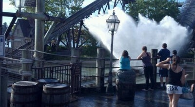 Photo of Theme Park Ride / Attraction Canobie-Boston Tea Party at Salem, NH, United States