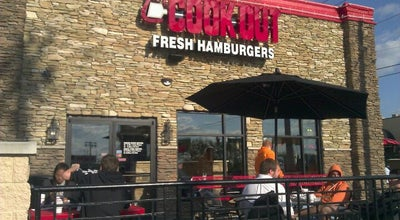 Photo of Burger Joint Cook Out at 2135 Cumberland Ave, Knoxville, TN 37916, United States