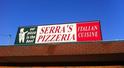 Photo of Italian Restaurant Serra's Pizzeria at 12218 Mckelvey Rd, Maryland Heights, MO 63043, United States
