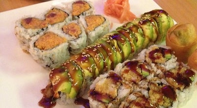 Photo of Sushi Restaurant Super Fusion Cuisine at 690 Washington St, Brookline, MA 02446, United States