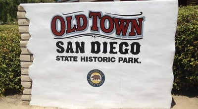 Photo of Historic Site Old Town San Diego State Historic Park at 4002 Wallace St, San Diego, CA 92110, United States