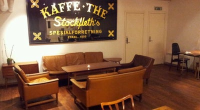 Photo of Coffee Shop Stockfleths at Prinsens Gate 6, Oslo 0152, Norway