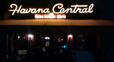 Photo of Cuban Restaurant Havana Central at 2911 Broadway, New York, NY 10025, United States
