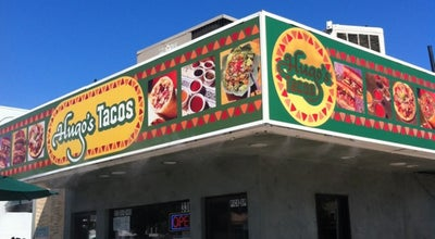 Photo of Mexican Restaurant Hugo's Tacos at 3300 Glendale Blvd, Los Angeles, CA 90039, United States