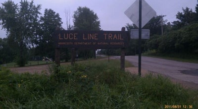 Photo of Trail Luce Line Trail @ Stubbs Bay at United States